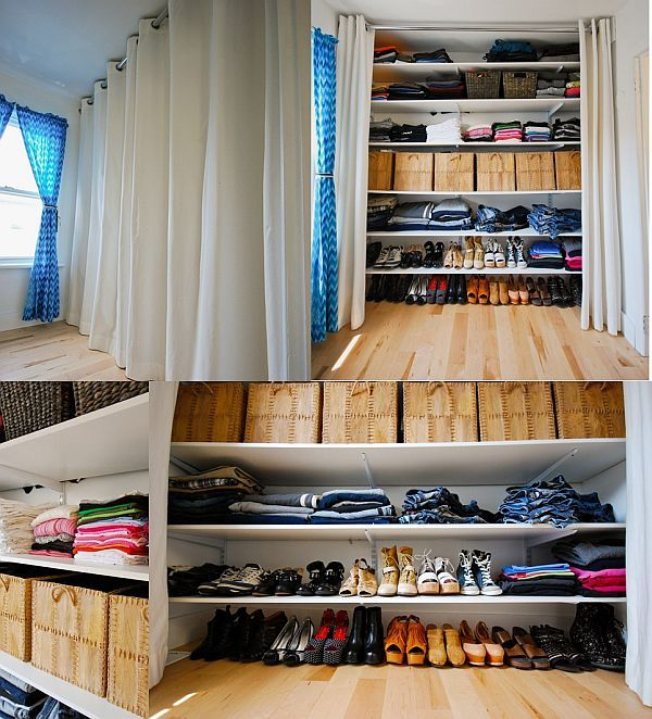 How to turn a small bedroom into a dressing room shoe - How to turn a bedroom into a closet ...