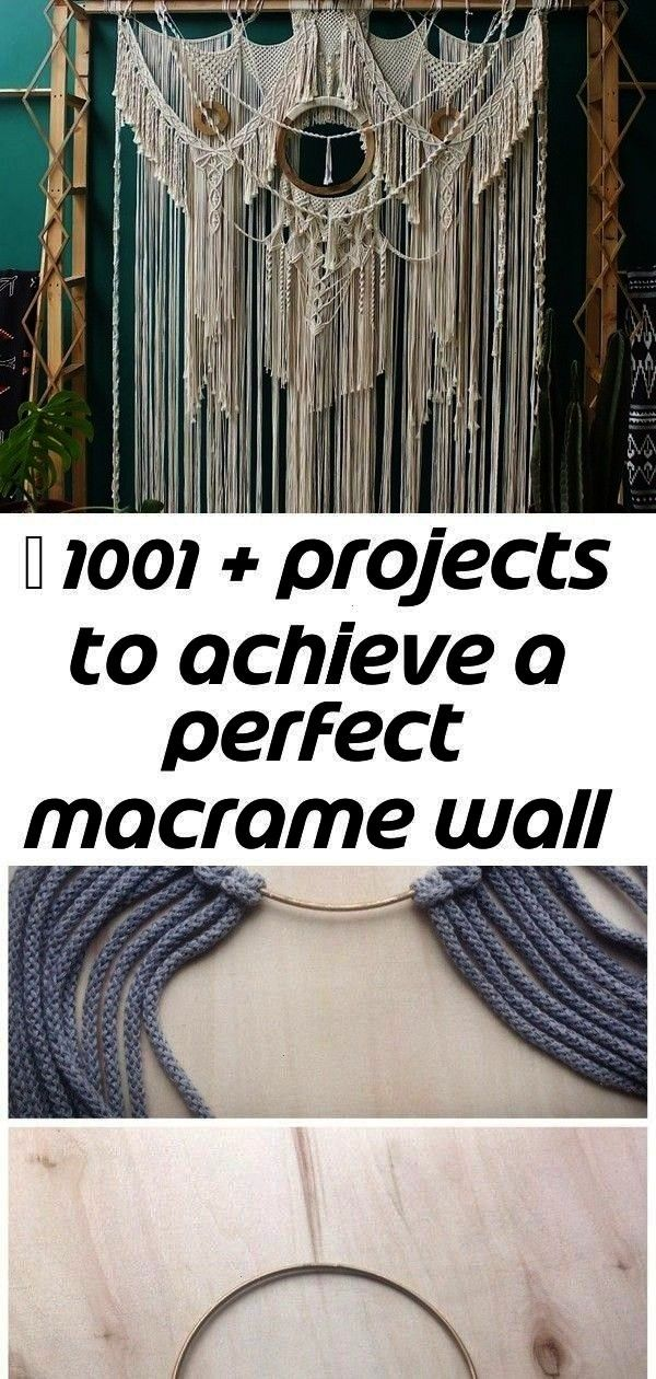 arch macrame hanging white macrame curtain potted plant and cactus ludornmacrameewandbehanggold22 Basic Macrame Knots  Step by Step Guide  Decor Hintlarge wooden arch mac...