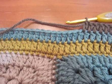「ふち編み かぎ針 編み方」の画像検索結果