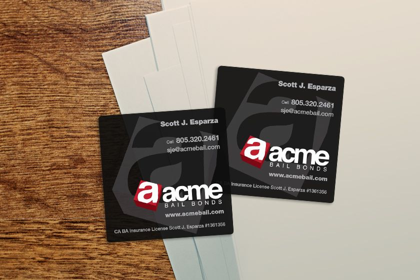 Clear Square Business Card Clear Business Cards Business Cards Square Business Card