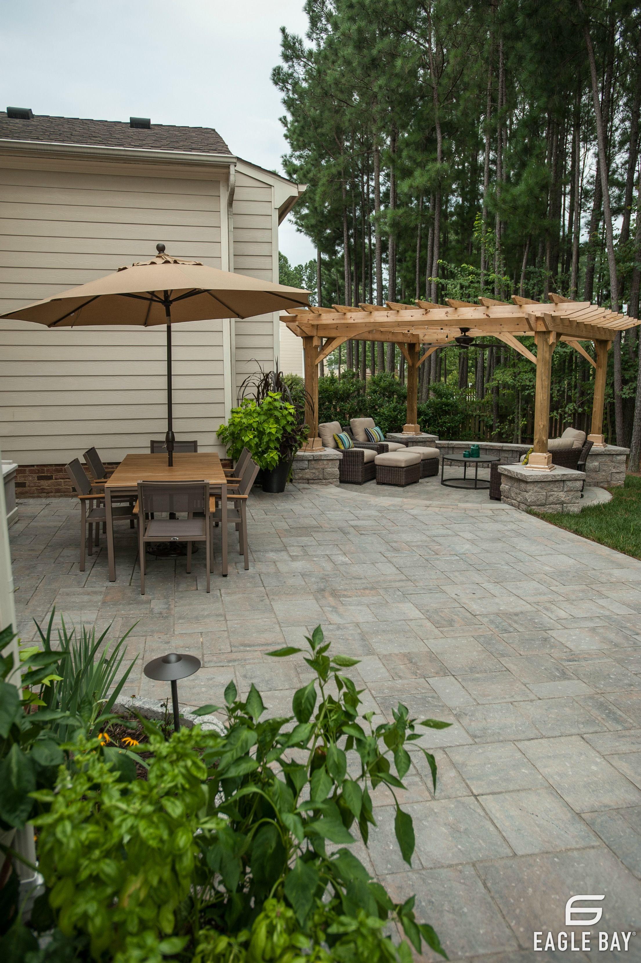 Pergolas Your patio will thank you 😊
