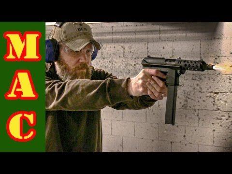 Tec 9 Shooting