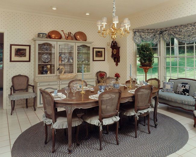 Red French Country Room  Wanted A Very French Country Extraordinary Country French Dining Room Set Review