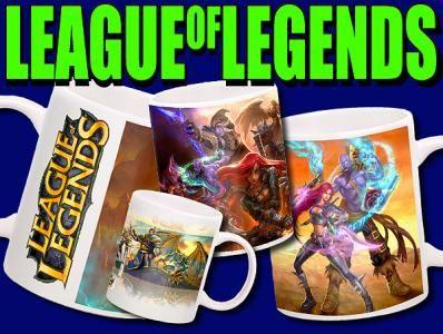 Kubek Z Gry League Of Legends Kubki Lol Imie Nick 4004479284 Oficjalne Archiwum Allegro League Of Legends Lol Tableware