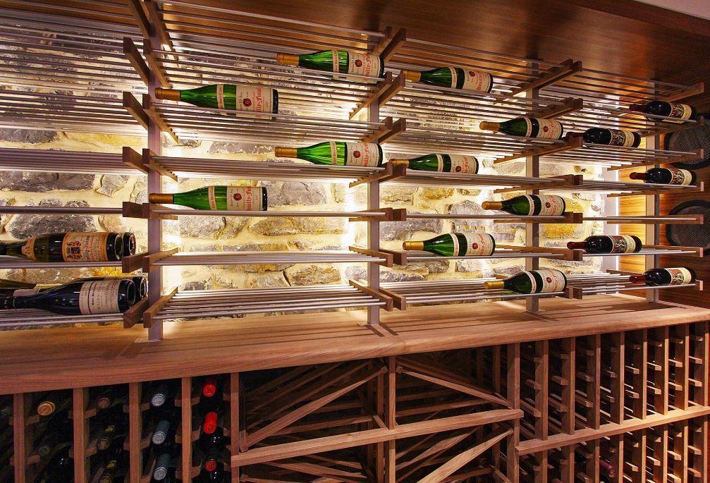 Local Custom Wine Cellar Lighting Inspired Led Blog Wine
