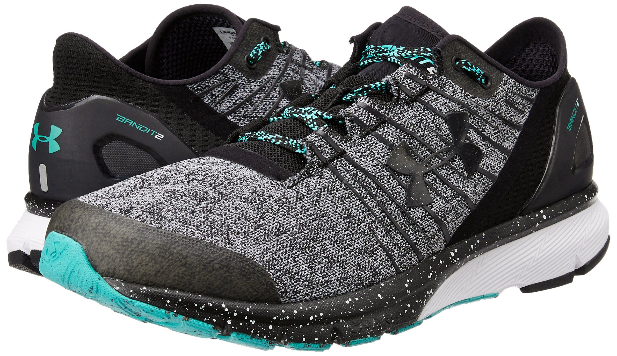 Búho Medición Interconectar  Under Armour Charged Bandit 2 Running Shoe Mens Overcast Gray/White/Black  12.0 * You can get additional details…   Running shoes for men, Shoes mens,  Running shoes