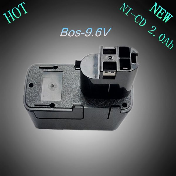 >> Click to Buy << New 9.6V Ni-Cd 2.0Ah Replacement Rechargeable Power Tool Battery for Bosch  BAT001 2607335037 2607335072 2607335152 2607335254 #Affiliate