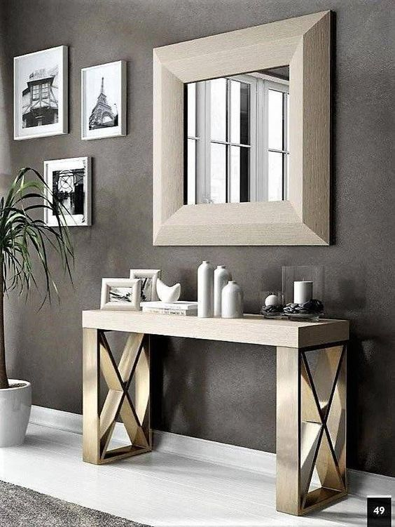 The Coolest Console Tables Designs Of The Moment Home Decor Decor Interior