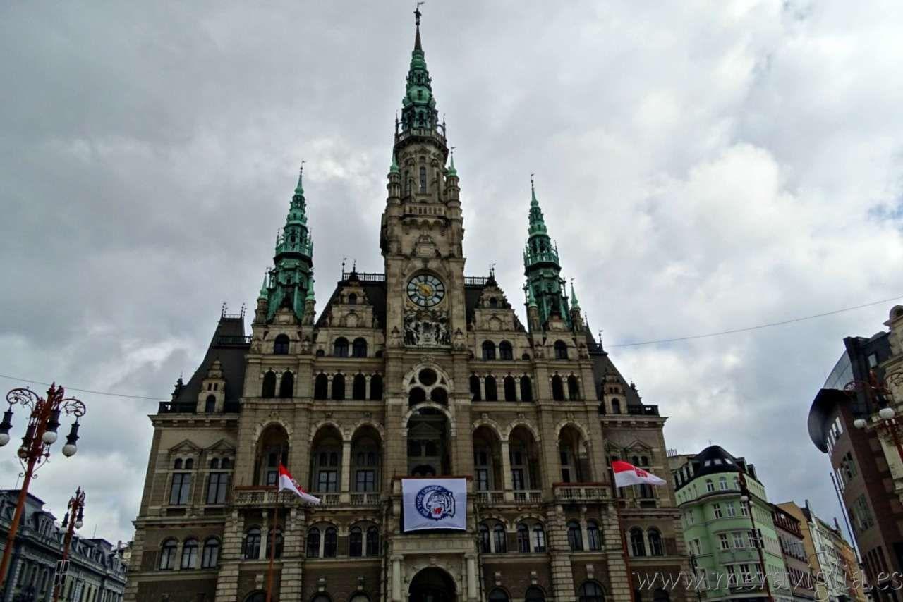 Descubriendo El Norte Checo Liberec Viajes Norte República Checa