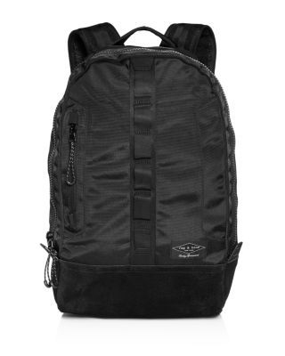 RAG & BONE Camden Alpine Backpack. #ragbone #bags #lining #nylon #backpacks #suede #cotton #