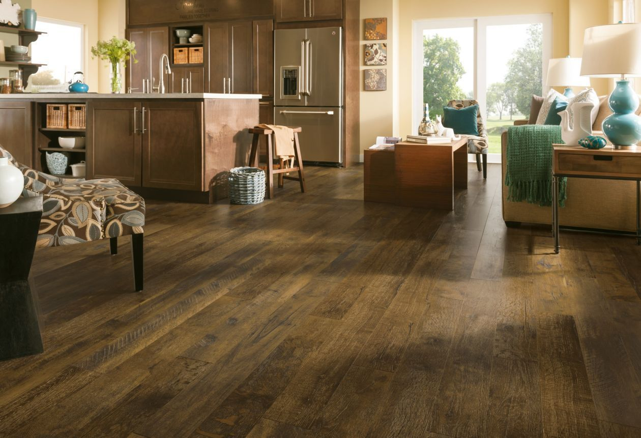 Achieve the ultimate in luxury laminate flooring with