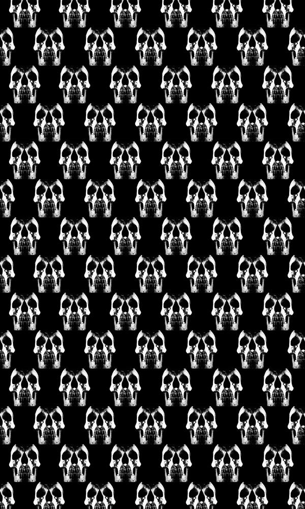 Wallpaper Cell Phone Skull Deftones Iphone Wallpaper Good Music