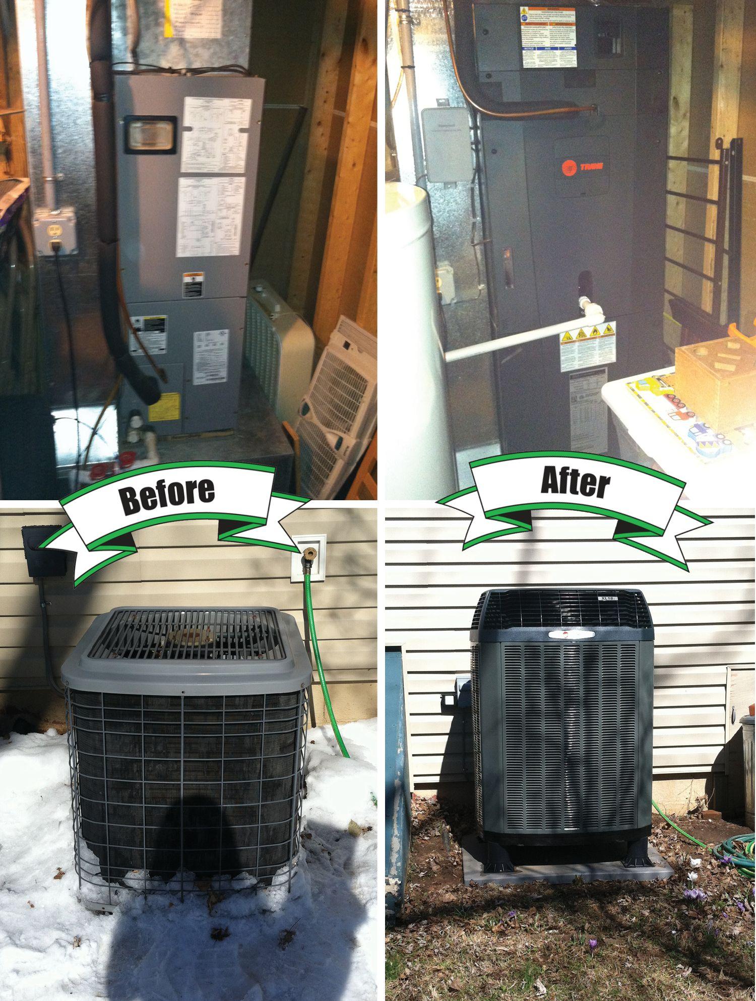 Holtzopleheatingandairconditioning Beforeandafter Heating And