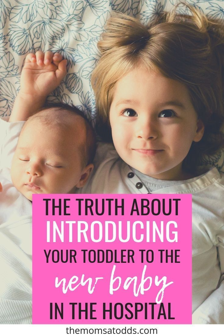 The Truth About Introducing Toddler to New Baby at Hospital baby breastfeeding baby infants baby quotes baby tips baby toddlers