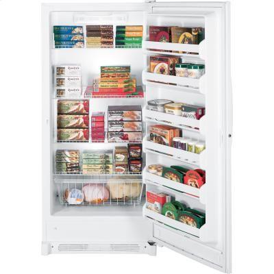 Ge(r) 20.5 Cu. Ft. Frost-free Upright Freezer