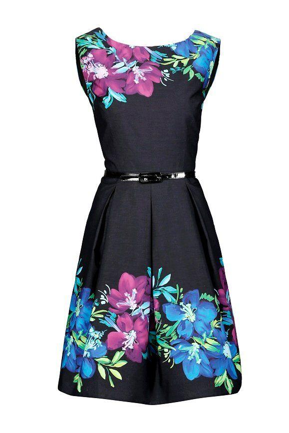 25 Najpiekniejszych Sukienek W Kwiaty C A 199 Zl Zdjecie Pretty Dresses Outfits Fashion Outfits
