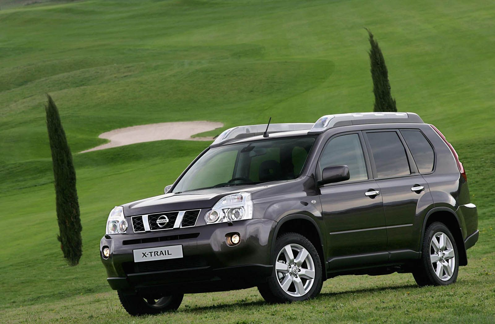 News from the 2014 Nissan X Trail family car front. At the