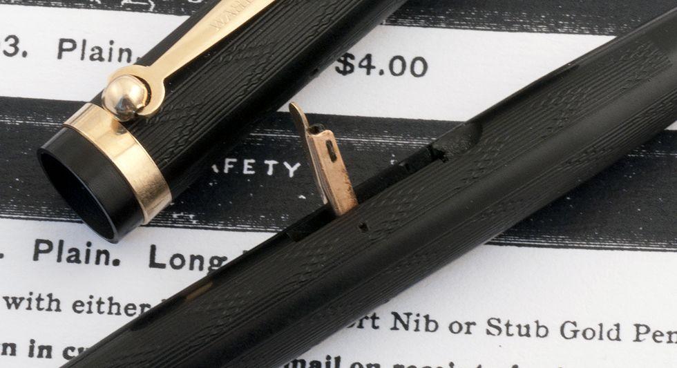Wahl Signature Pen #742S Dart Design c.1924 :