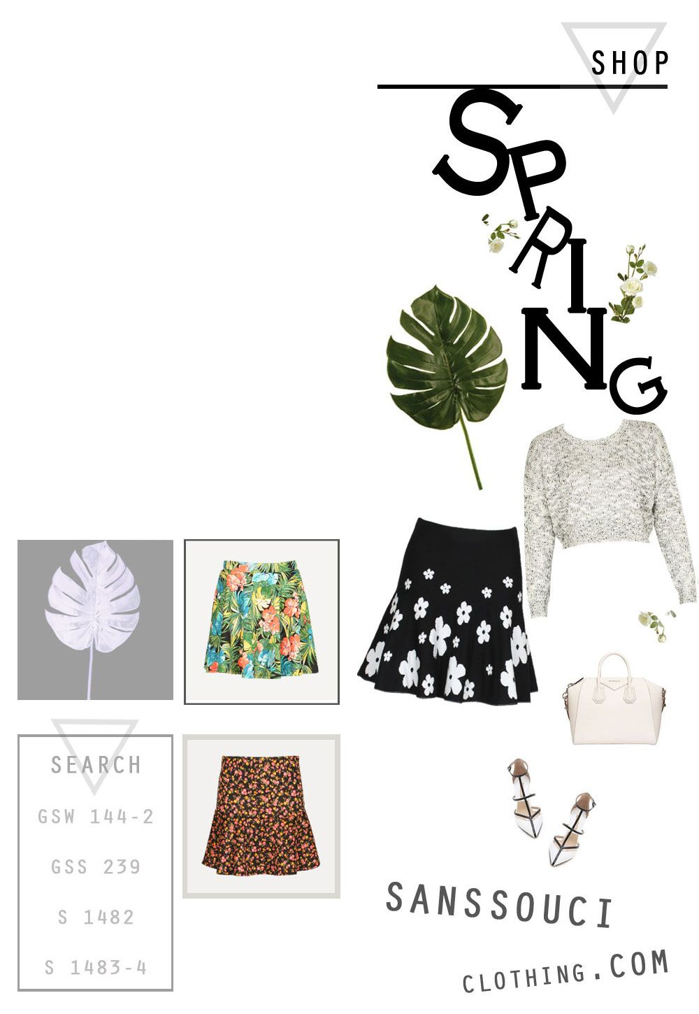 Shop spring at sans souci nssouciclothing clothing