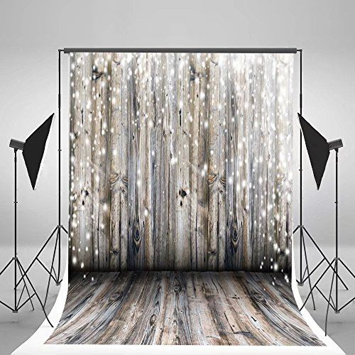 8x12 FT Christmas Vinyl Photography Backdrop,Xmas Stars and Snowflakes Backdrop with Stylized Retro Lettering Background for Photo Backdrop Baby Newborn Photo Studio Props