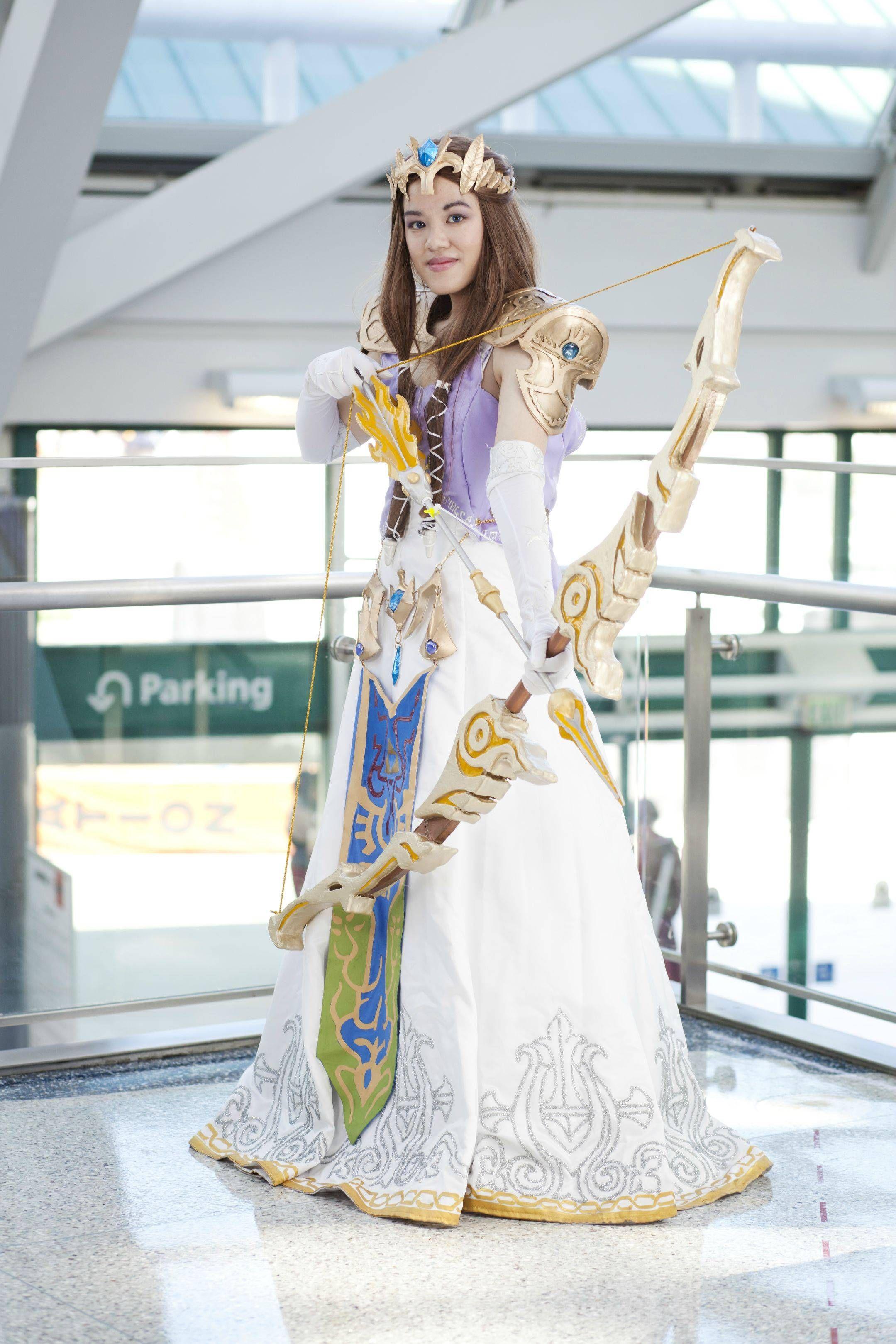 Princess Zelda Cosplay - TLOZ Twilight Princess by