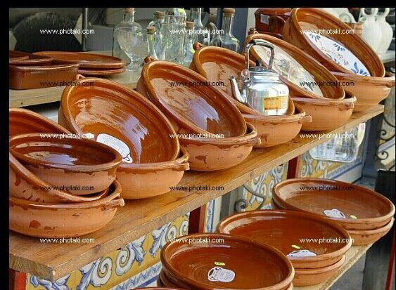 Ollas barro las cosas simples de la vida pinterest for Decoracion de jardin con ollas de barro