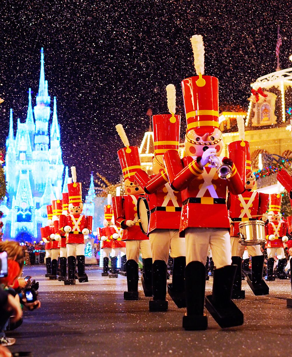 Walt Disney World At Christmas Disney World Christmas Disney World Disney Christmas