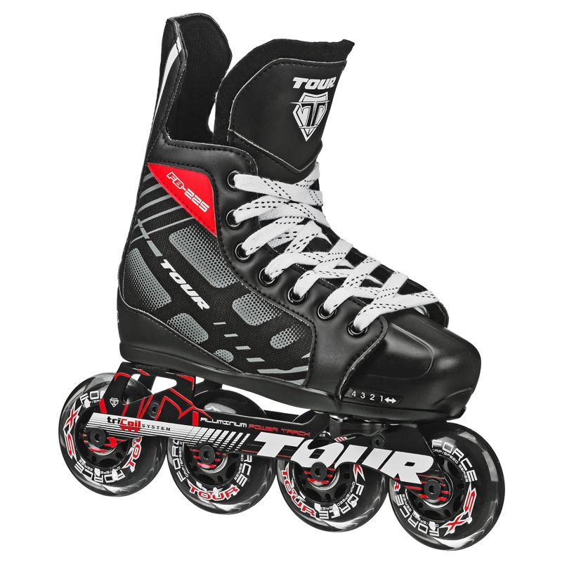 Tour FB225 Adjustable Inline Hockey Skates Youth