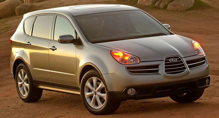 Subaru Tribeca 2015 Los Mejores Autos Subaru Pinterest