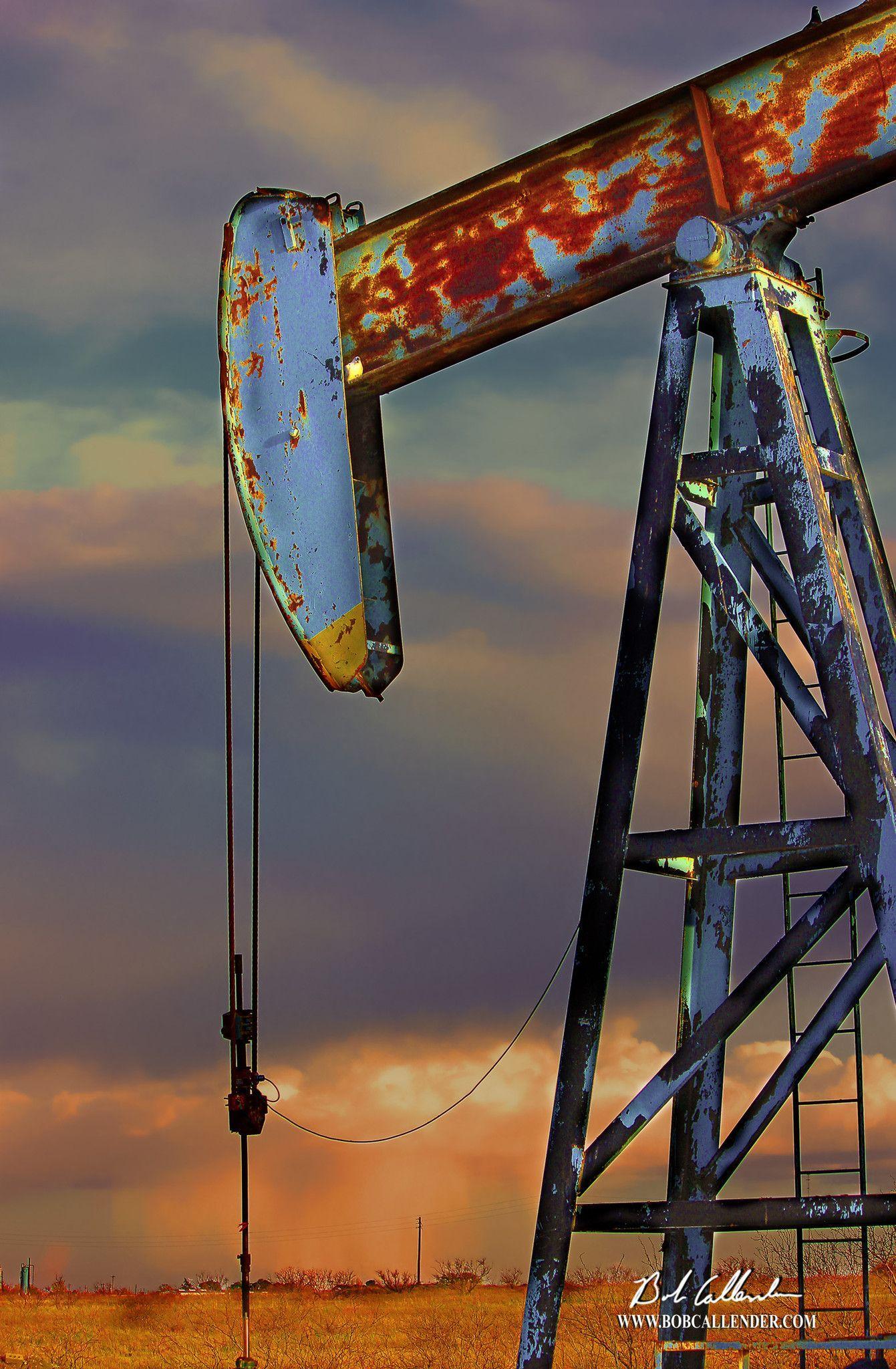 Rain or Shine Oilfield, Oil rig, Oils