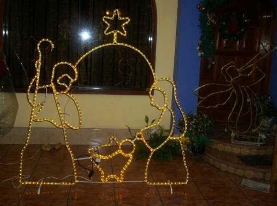 Decoraci n de navidad para la fachada de tu casa navidad navidaf pinterest - Cosas de navidad para hacer en casa ...
