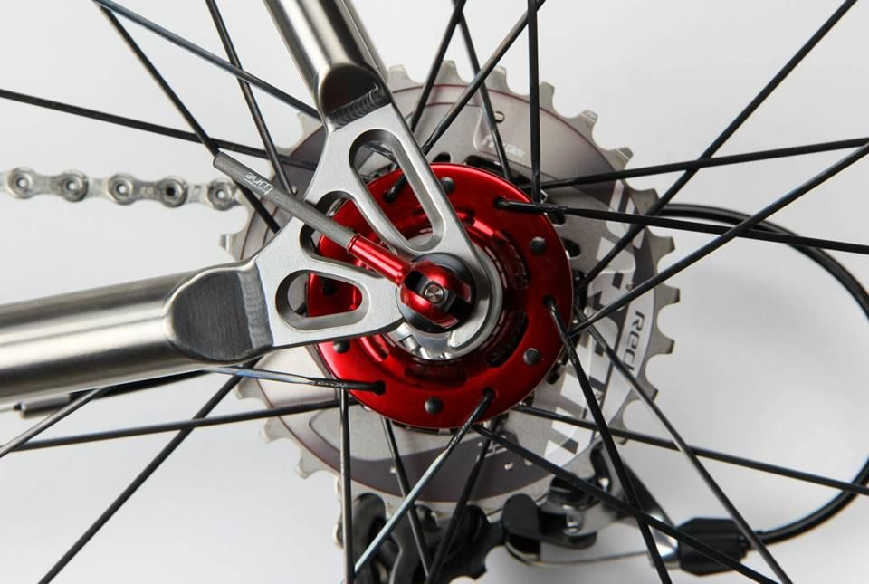 Firefly Titanium Road Bike Featuring Busyman Bicycles N 1 Bike