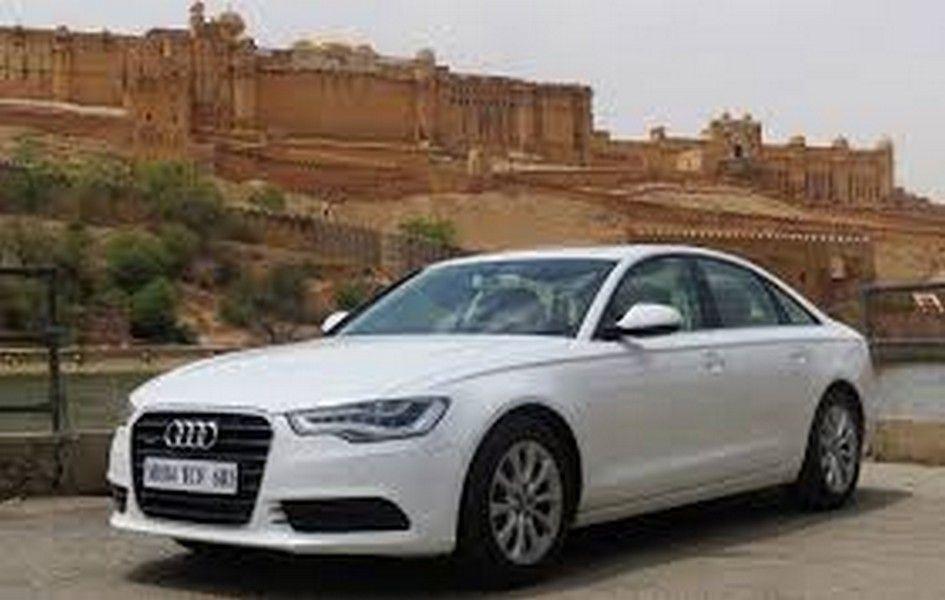 Audi a6 rental cars in bangalore call at 91