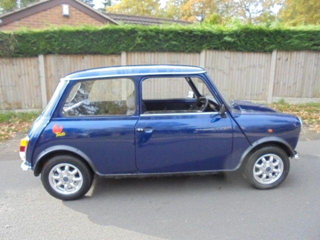 eBay: MINI TAHITI AUTO LOW MILES #classicmini #mini   Mini