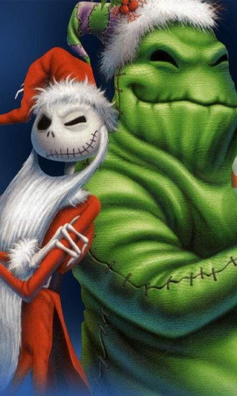 Navidad En El Extrano Mundo De Jack Mundo De Jack El Extrano Mundo De Jack Fondo De Pantalla Navidad