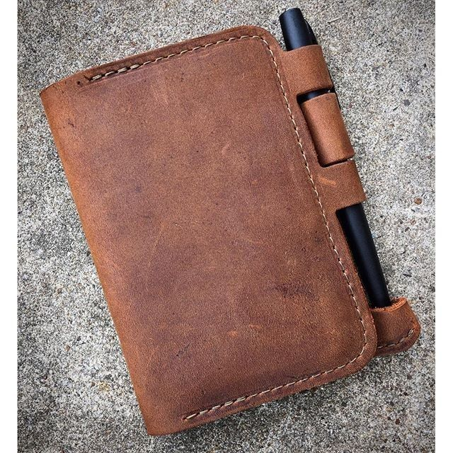 Our friends over at hqigear are makers of fine edc holsters this pen holders our friends over at hqigear are makers of fine edc holsters this leather notepad colourmoves