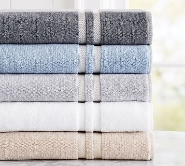 Heathered Hydrocotton Towels With Images Organic Towel