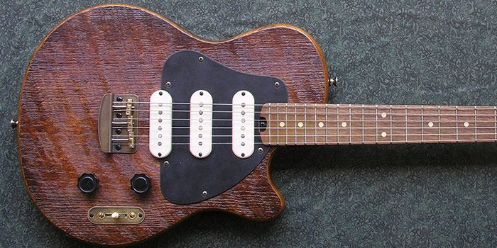 Destroy All Guitars - Dismal Ax Barnstormer SC #1407