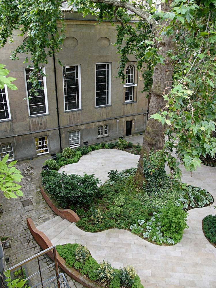 Ian kitson landscape architect exteriores for Paisajismo jardines exteriores