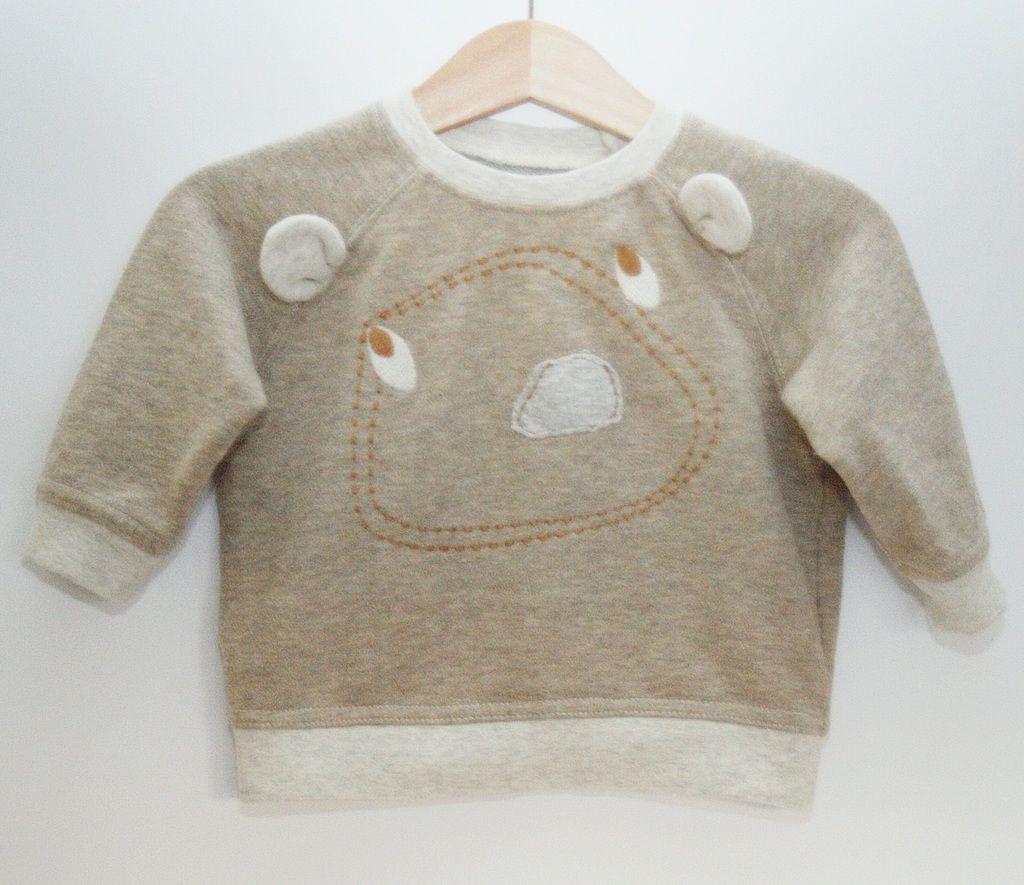 Mieciutka Bluza Z Uszkami Dzieci Modadziecieca Dziecieca