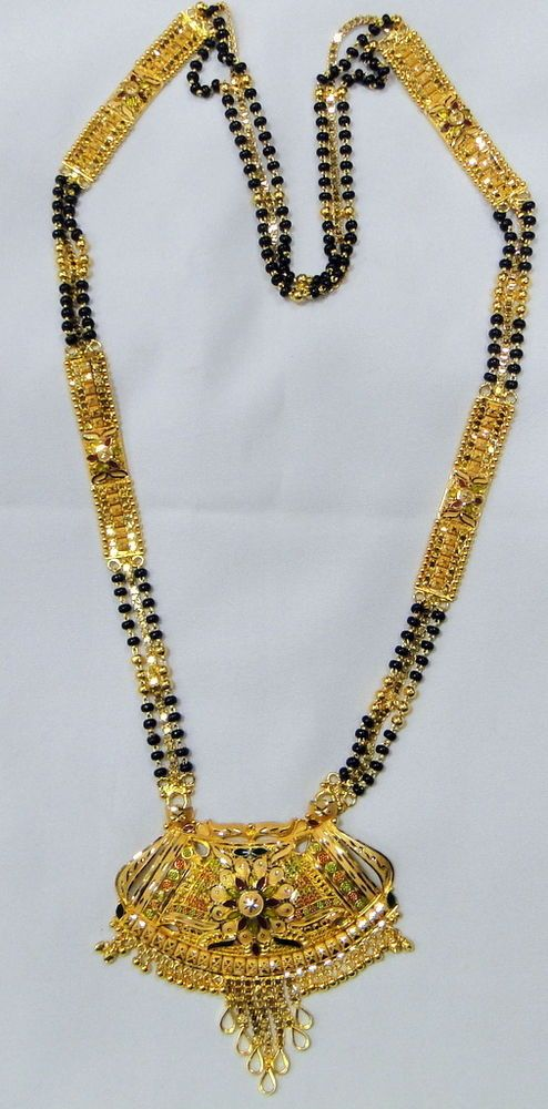 22 K Solid Goldlsutra Necklace Chain Price Us 5999 00