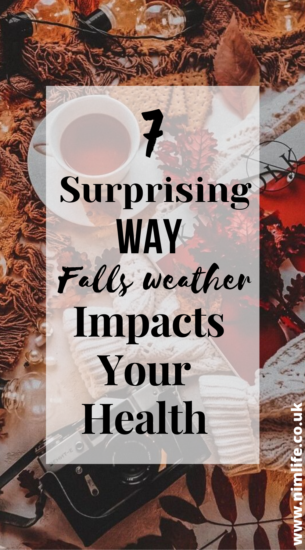 7 Surprising Way Falls Weather Impacts Your Health (2020