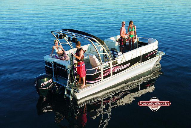 Boatnamegraphicspontoonboatvinyldecals Pontoon Boating - Custom pontoon decals