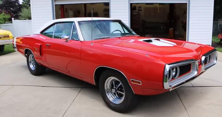 Original 1970 Dodge HEMI Coronet | Video Review