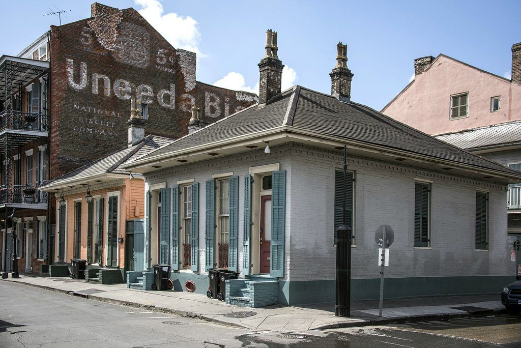 New Orleans: Then and Now - Imgur