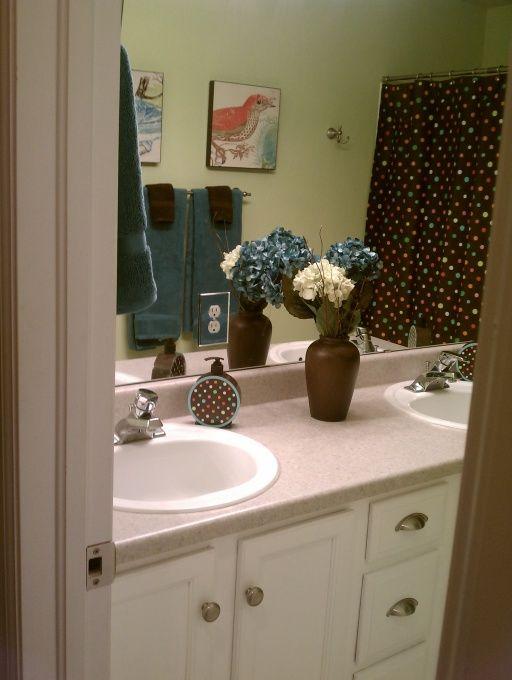 Decorating Bathroom Ideas On A Budget Kids Bathroom On A