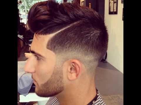 Peinados modernos para hombre - YouTube peinados de hombres