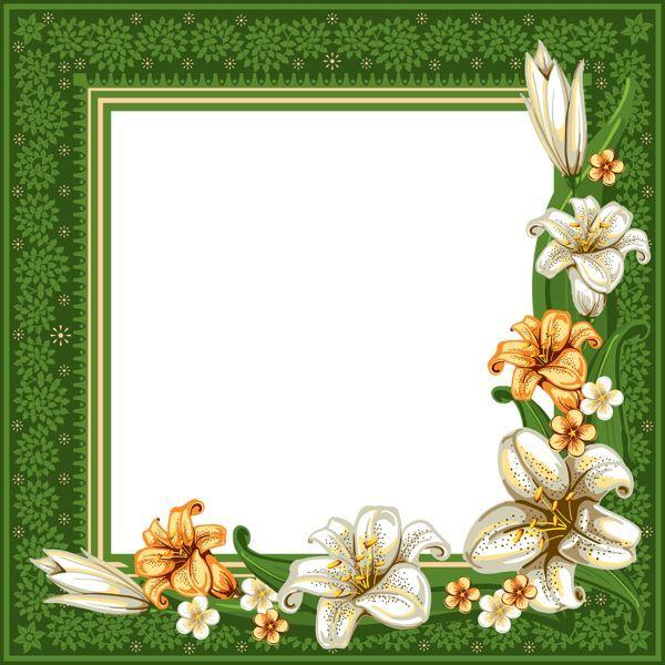 Fontana, CA Flower frame, Vector flowers, Picture frames