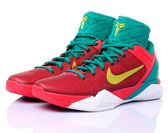 62125985a69f Nike Zoom Kobe VII Supreme  Year of the Dragon  - Officially ...