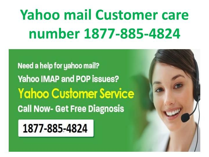Yahoo mail Customer care number 18778854824 Customer